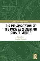 The Implementation of the Paris Agreement on Climate Change Pdf/ePub eBook
