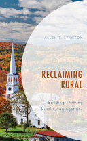 Reclaiming Rural  Building Thriving Rural Congregations