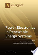 Power Electronics in Renewable Energy Systems Book PDF