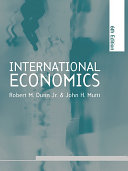 International Economics sixth edition