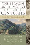 The Sermon on the Mount through the Centuries [Pdf/ePub] eBook