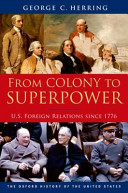 From Colony to Superpower