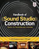 Handbook of Sound Studio Construction: Rooms for Recording and Listening [Pdf/ePub] eBook