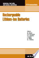 Rechargeable Lithium-Ion Batteries