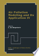 Air Pollution Modeling and Its Application IV