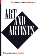 The Thames   Hudson Dictionary of Art and Artists