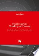 Spatial Analysis  Modelling and Planning