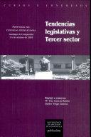 Tendencias legislativas y tercer sector