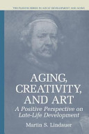 Aging  Creativity and Art Book