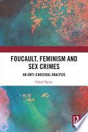 Foucault  Feminism  and Sex Crimes