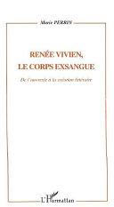Renée Vivien, le corps exsangue [Pdf/ePub] eBook