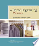 The Home Organizing Workbook Book PDF