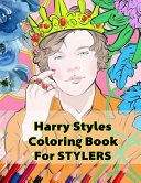 Harry Styles Coloring Book for Stylers