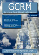 GCRM   Governance  Risk and Compliance Management  High impact Strategies   What You Need to Know