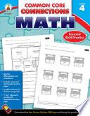 Common Core Connections Math  Grade 4