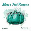 Macys Teal Pumpkin