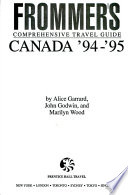 Frommer's Guide to Canada, 1994-1995