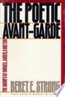 The Poetic Avant Garde