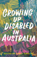 Growing Up Disabled in Australia Pdf/ePub eBook