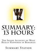 Summary  13 Hours