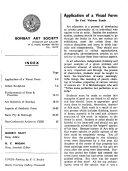 Bombay Art Society s Art Journal