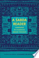 A Śabda Reader
