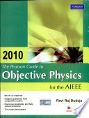 The Pearson Guide to Objective Physics for the AIEEE