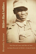 Hitler s Black Soldiers Book