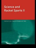 Science and Racket Sports II Pdf/ePub eBook
