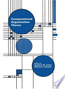 Computational Organization Theory Book