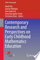 Contemporary Research and Perspectives on Early Childhood Mathematics Education Book PDF