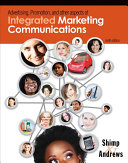 Advertising Promotion And Other Aspects Of Integrated Marketing Communications Book PDF