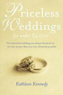 Priceless Weddings for Under $5,000 Pdf/ePub eBook