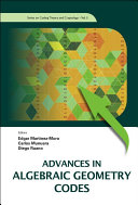 Advances in Algebraic Geometry Codes