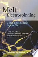 Melt Electrospinning