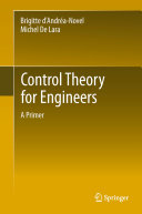 Control Theory for Engineers
