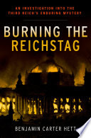 Burning the Reichstag
