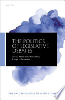 The Politics Of Legislative Debates
