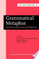 Grammatical Metaphor