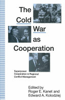 Cold War as Cooperation Pdf/ePub eBook