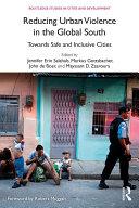 Reducing Urban Violence in the Global South [Pdf/ePub] eBook