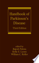 Handbook Of Parkinson S Disease Third Edition Book PDF