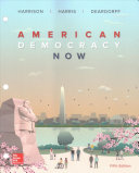 Looseleaf for American Democracy Now Book PDF