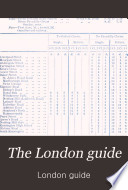 London guide  how to get from or to any part of London  or its suburbs
