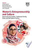 Women   s Entrepreneurship and Culture
