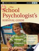 The School Psychologist s Survival Guide Book PDF