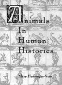 Pdf Animals in Human Histories