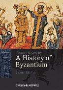 A History of Byzantium