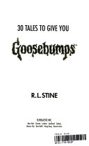 30 tales to give you goosebumps r l stine google books 30 tales to give you goosebumps fandeluxe Images