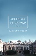 Surprised by Oxford [Pdf/ePub] eBook